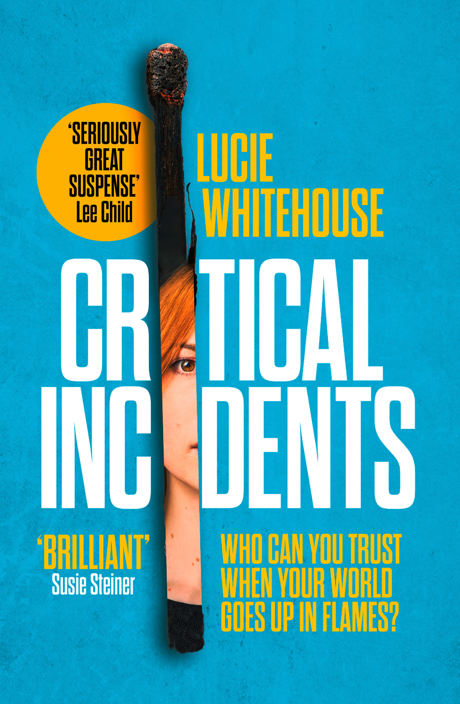 Lucie Whitehouse Critical Incidents robin a hines in pursuit of purpose a guide to getting results when i pray