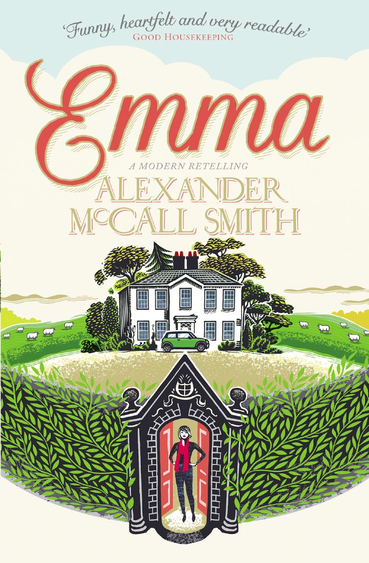 Alexander Smith McCall Emma красное боди emma xxl 3xl