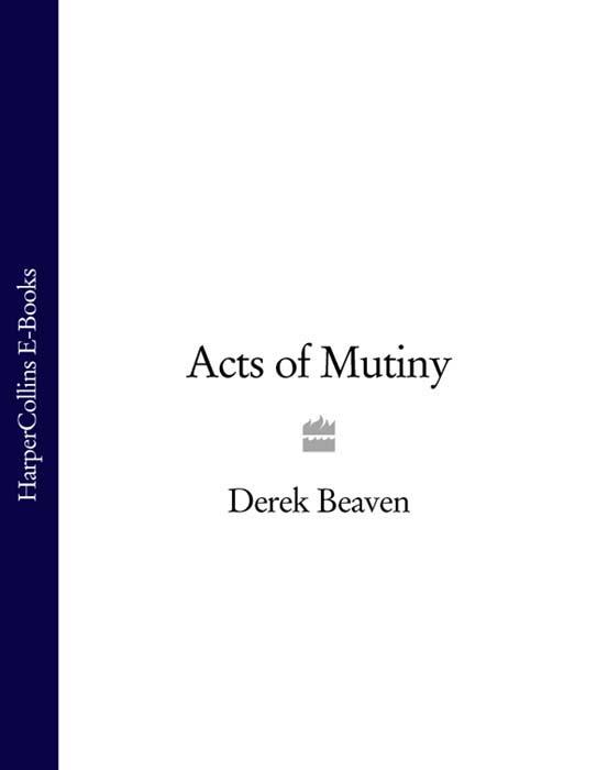 Derek Beaven Acts of Mutiny цена и фото