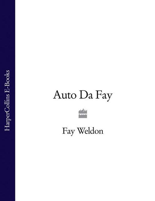 Fay Weldon Auto Da Fay fay куртка