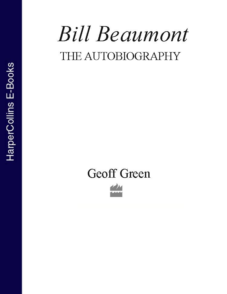 Bill Beaumont Bill Beaumont: The Autobiography hidesign business beaumont 01