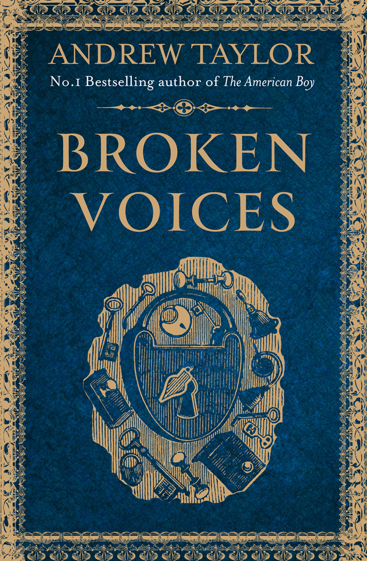 Andrew Taylor Broken Voices (A Novella) indigenous voices