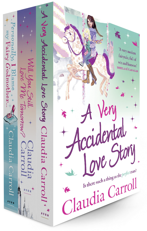Claudia Carroll Claudia Carroll 3 Book Bundle claudia carroll a very accidental love story
