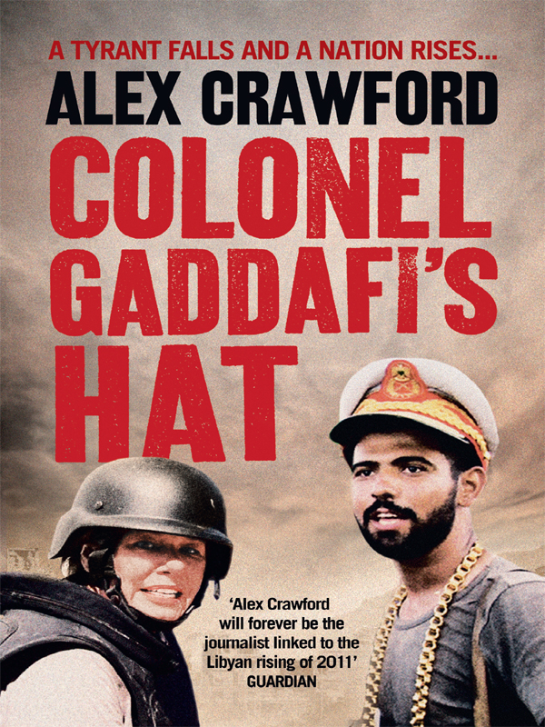 Alex Crawford Colonel Gaddafi's Hat yusuf cinar from conflict to peace rehabilitation process in the phase of transforming conflict the case of northern ireland