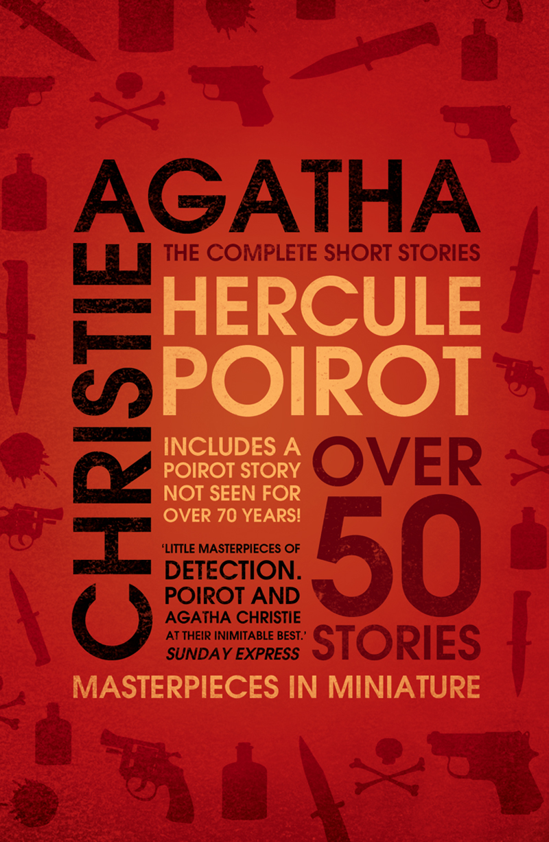 Агата Кристи Hercule Poirot: The Complete Short Stories