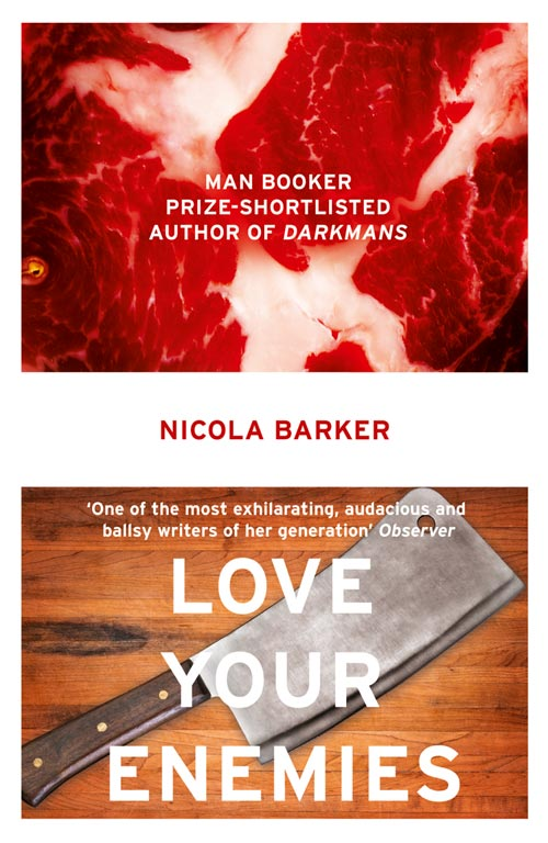 Nicola Barker Love Your Enemies vitaly mushkin erotic stories top ten