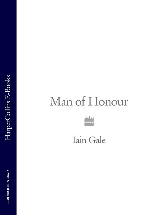 Iain Gale Man of Honour honour among thieves
