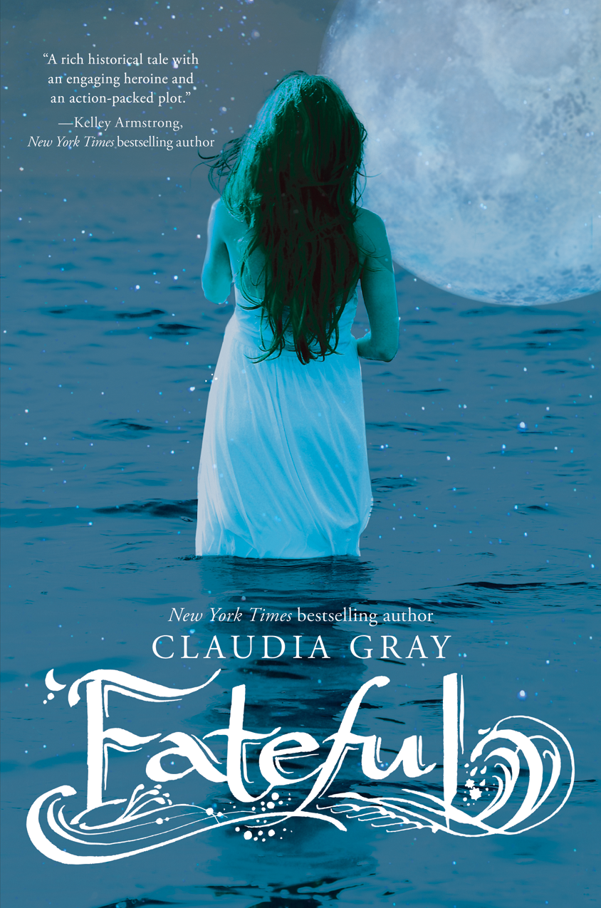 Claudia Gray Fateful fateful choices