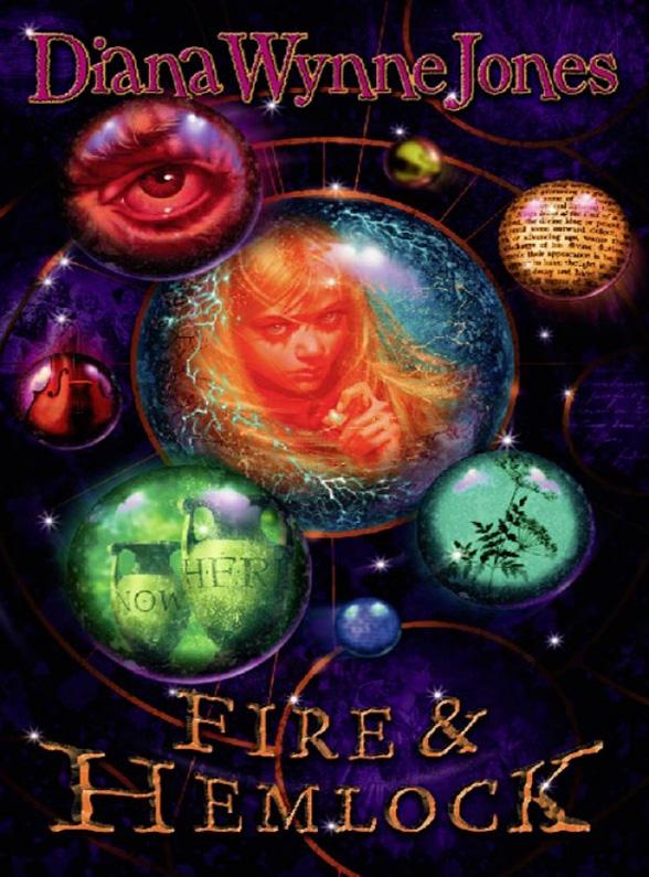Diana Wynne Jones Fire and Hemlock