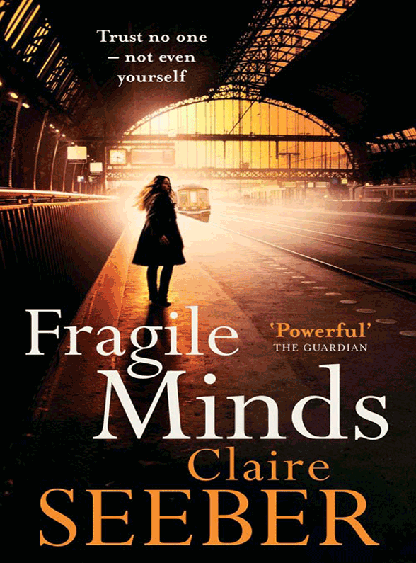 Claire Seeber Fragile Minds simple minds london