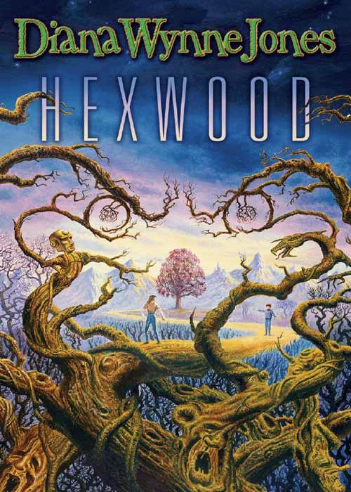 лучшая цена Diana Wynne Jones Hexwood