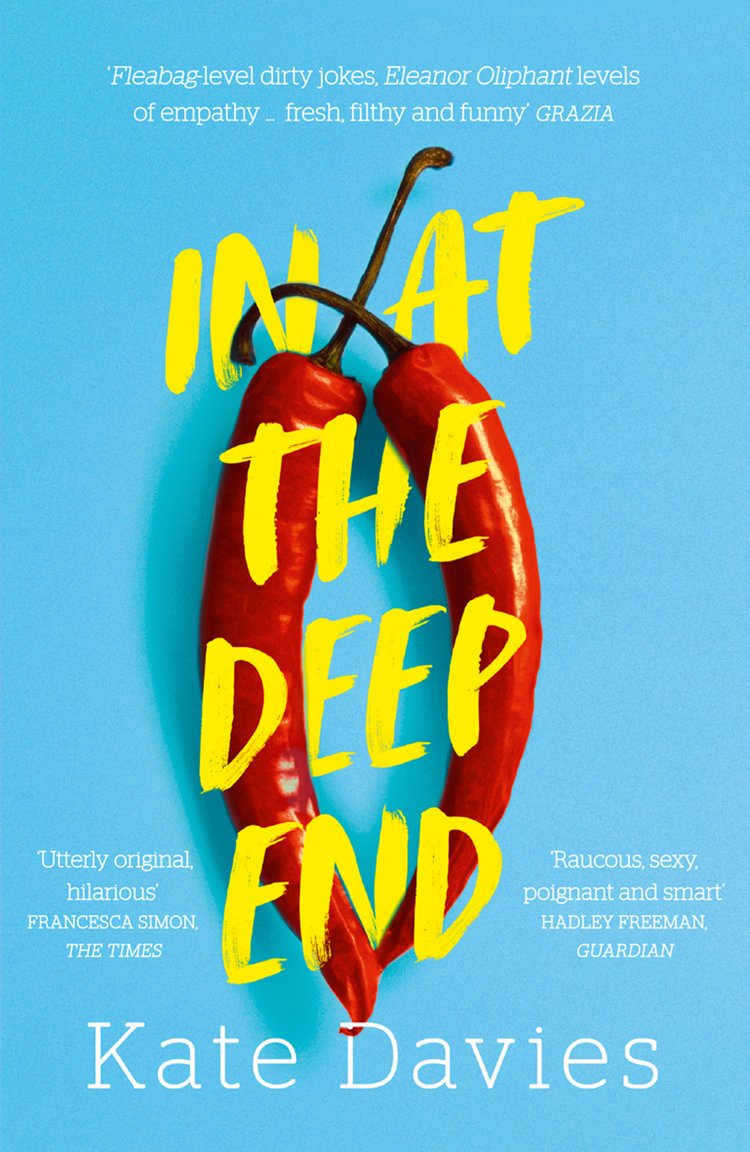Kate Davies In at the Deep End цена и фото