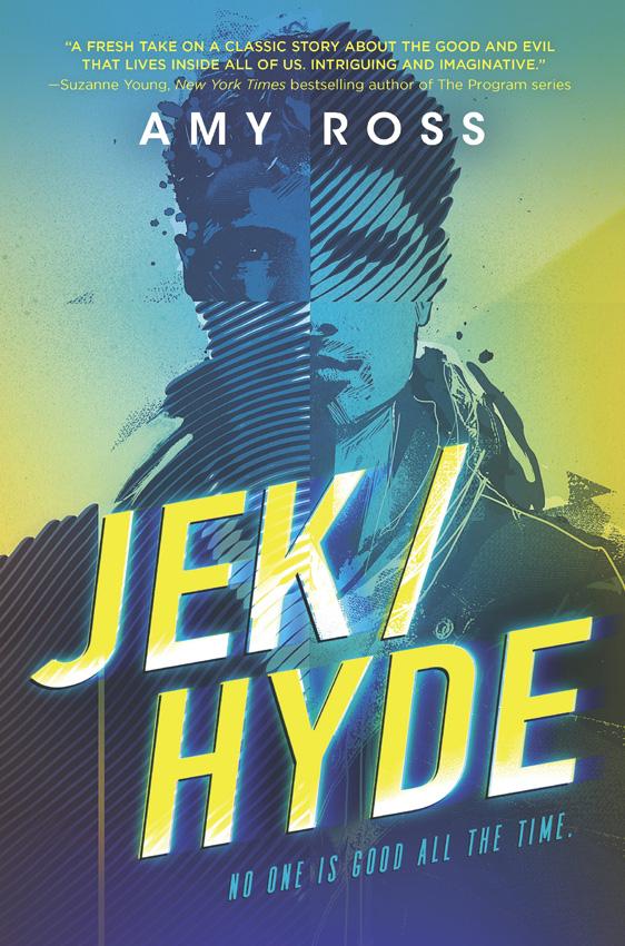 Amy Ross Jek/Hyde hyde kuala lumpur