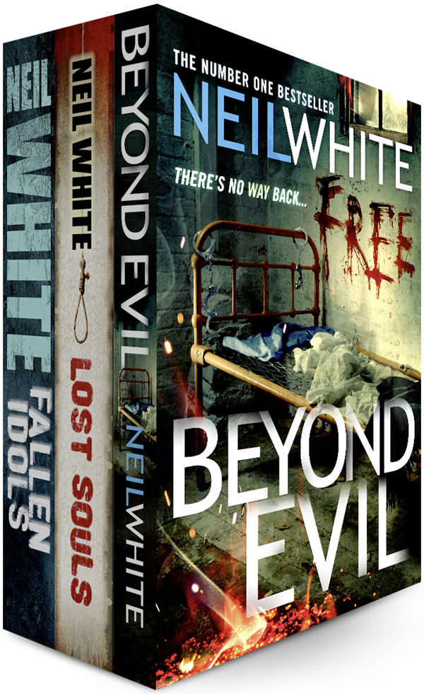Neil White Neil White 3 Book Bundle цена