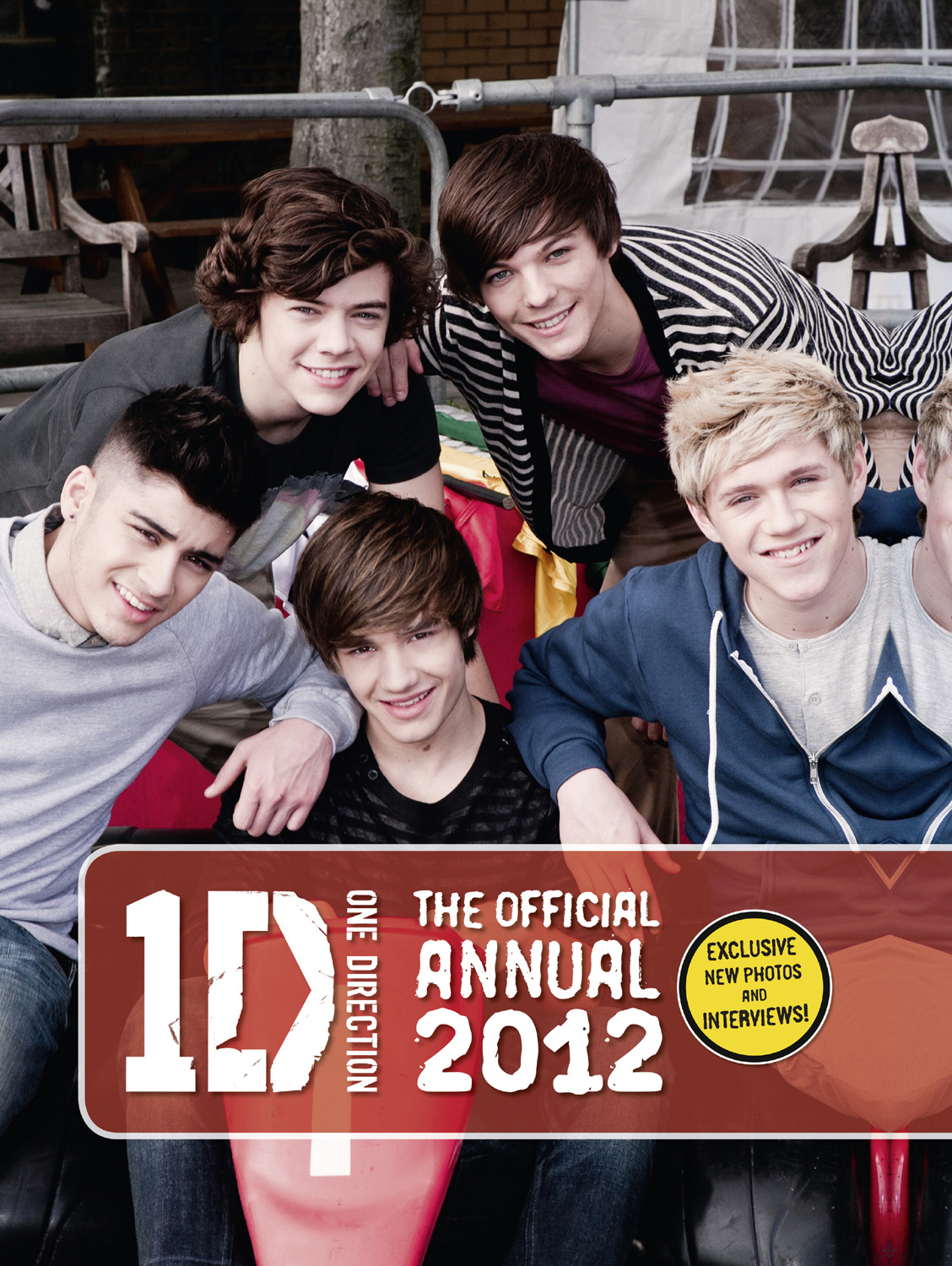 Литагент HarperCollins USD One Direction: The Official Annual 2012 цена