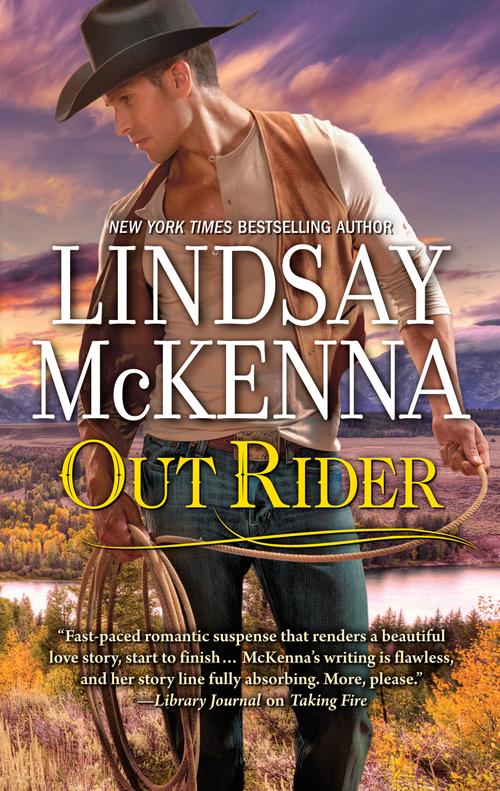 Lindsay McKenna Out Rider цена и фото