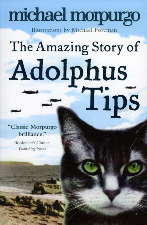 Michael Morpurgo The Amazing Story of Adolphus Tips цена