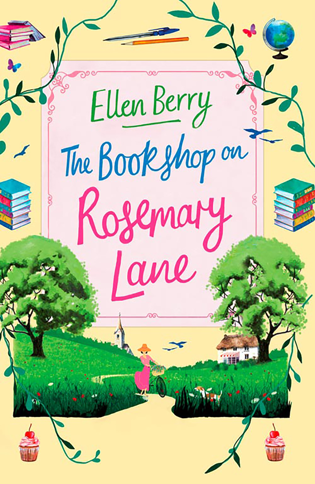 Ellen Berry The Bookshop on Rosemary Lane: The feel-good read perfect for those long winter nights ake sia 2017 western women vogue winter slip on high over the knee long bottine jackboots low heel knight botas shoes boot f151