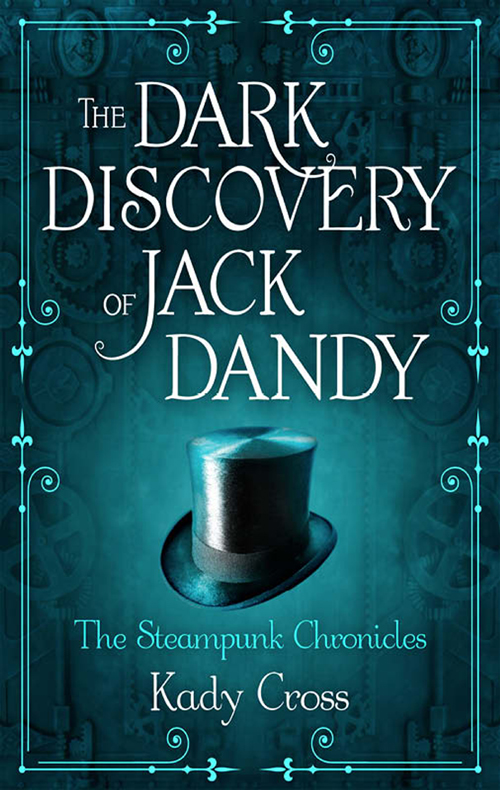 Kady Cross The Dark Discovery of Jack Dandy ролик jettools sw16