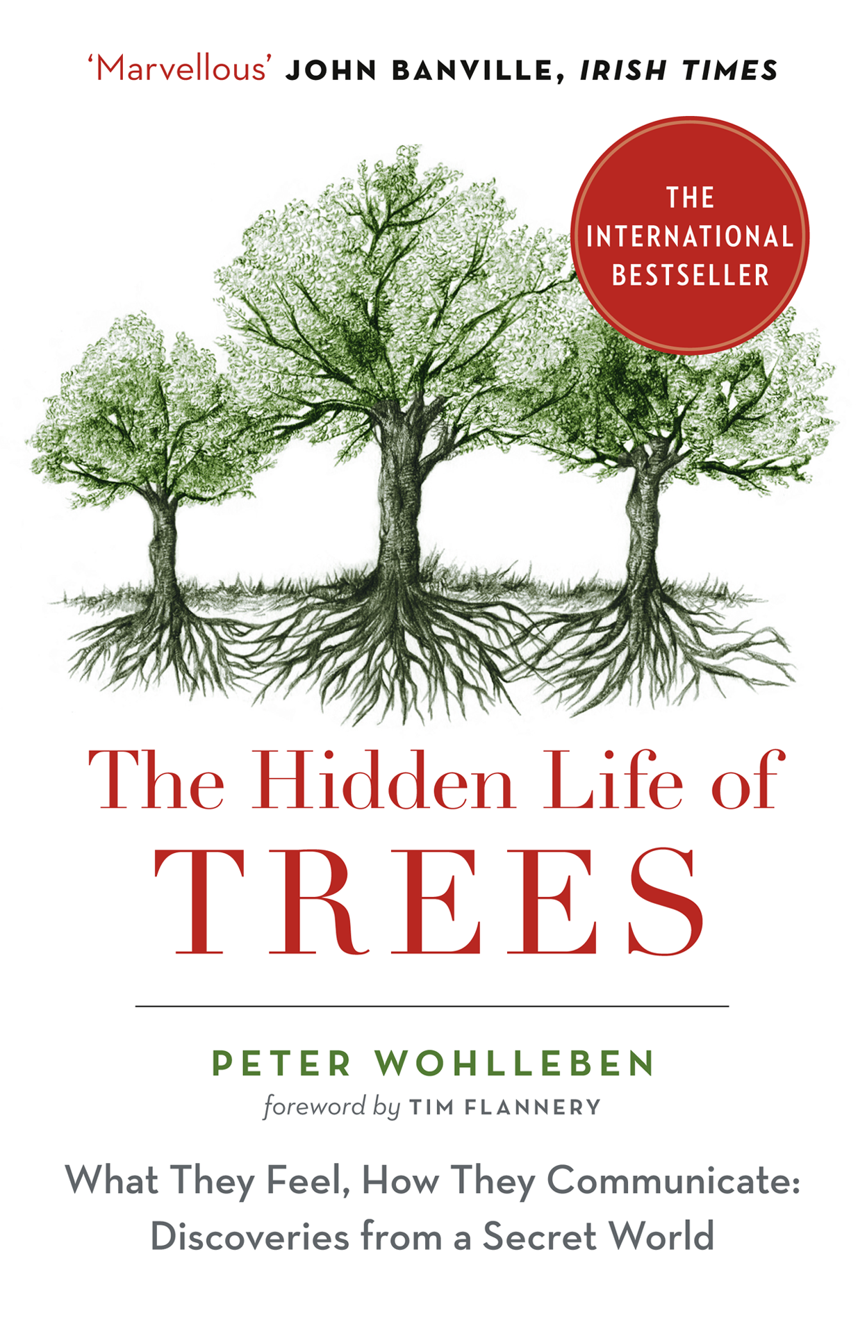 Peter Wohlleben The Hidden Life of Trees: The International Bestseller – What They Feel, How They Communicate the hidden girl