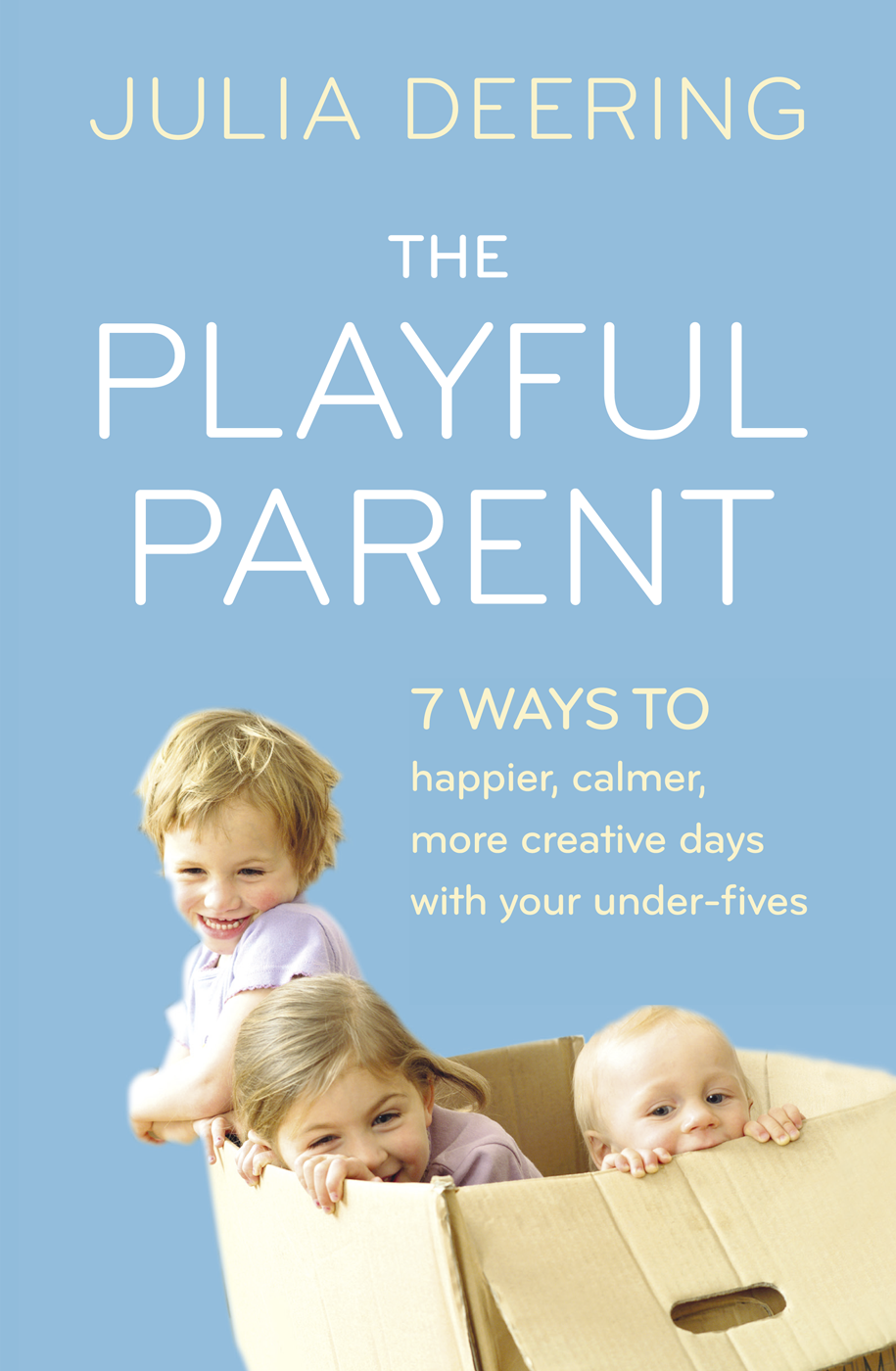 Julia Deering The Playful Parent: 7 ways to happier, calmer, more creative days with your under-fives swarovski playful mini 5269221
