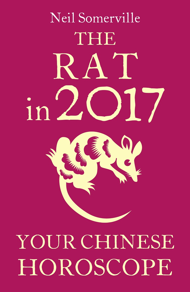 Neil Somerville The Rat in 2017: Your Chinese Horoscope neil somerville your chinese horoscope 2011
