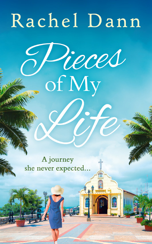 Rachel Dann Pieces of My Life the book that changed my life