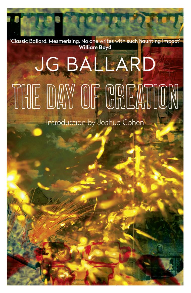 J. G. Ballard The Day of Creation j g albrechtsberger 12 preludes