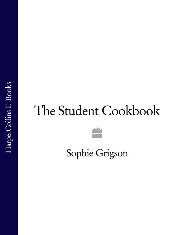 Sophie Grigson The Student Cookbook fish cookbook