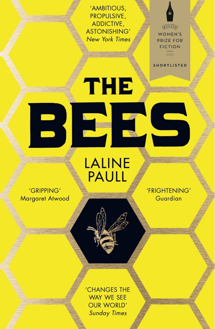 Laline Paull The Bees wild bees