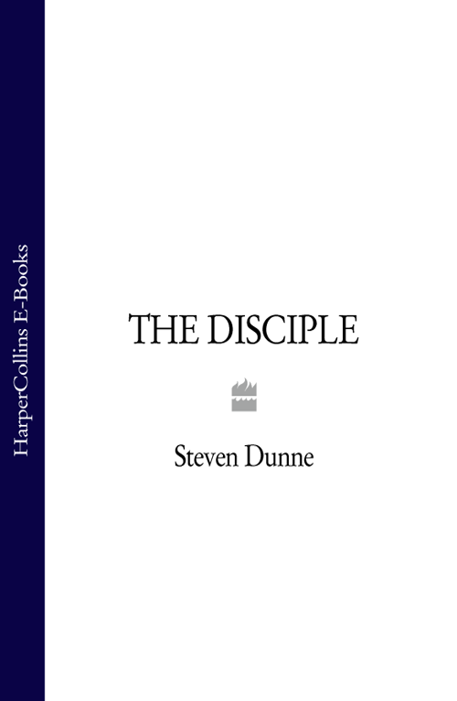 Steven Dunne The Disciple 28220 disciple of the witch one