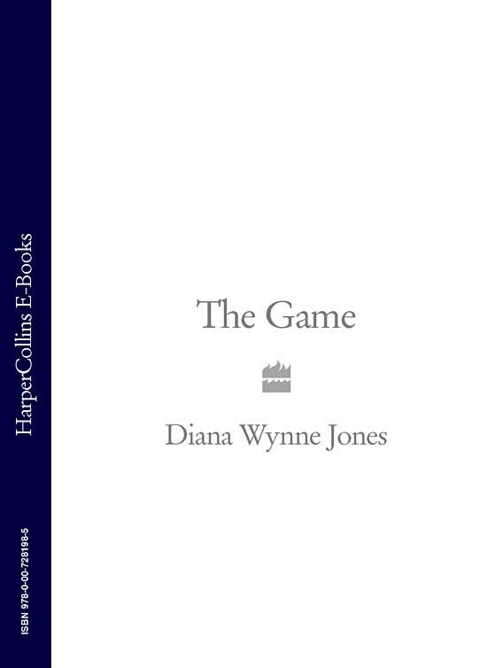Diana Wynne Jones The Game