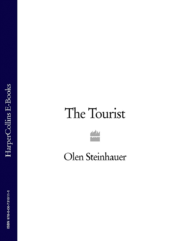 Olen Steinhauer The Tourist olen rambow scientific writing for chinese researchers
