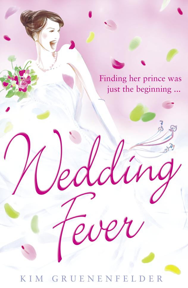 Kim Gruenenfelder Wedding Fever fever топ