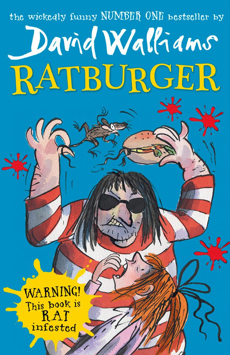 лучшая цена David Walliams Ratburger