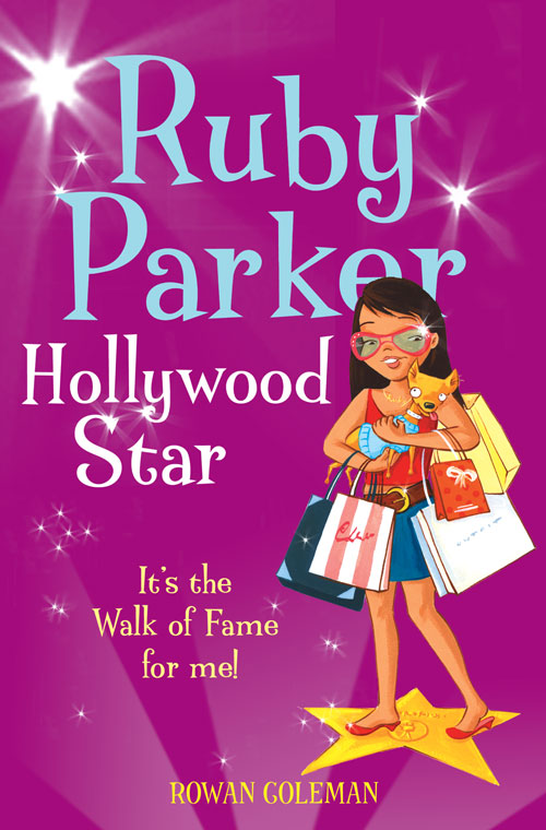Rowan Coleman Ruby Parker: Hollywood Star context could be only in our heads