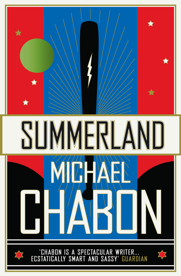 Michael Chabon Summerland michael chabon werewolves in their youth
