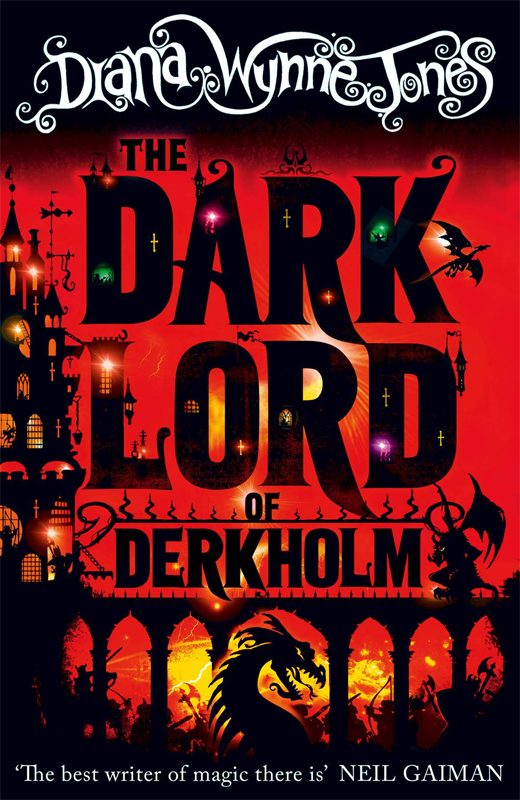 цены Diana Wynne Jones The Dark Lord of Derkholm