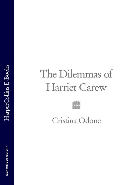 Cristina Odone The Dilemmas of Harriet Carew harriet wadeson art psychotherapy