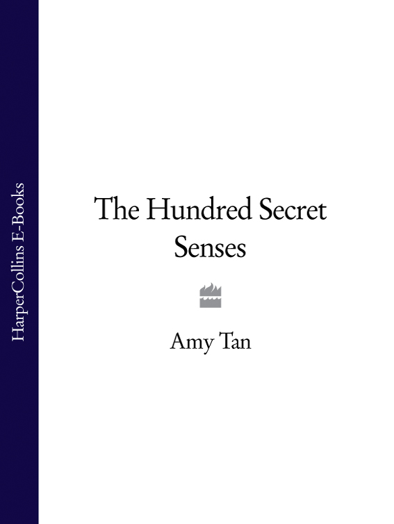 Amy Tan The Hundred Secret Senses amy tan the hundred secret senses