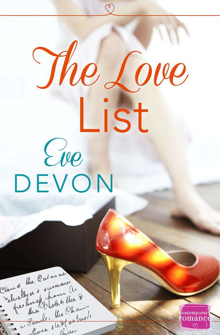Eve Devon The Love List siobhan vivian the list