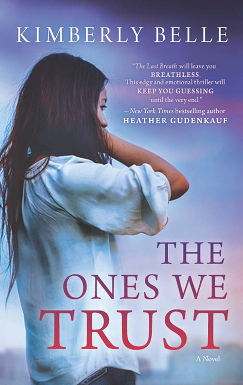 Kimberly Belle The Ones We Trust kimberly cates the wedding dress