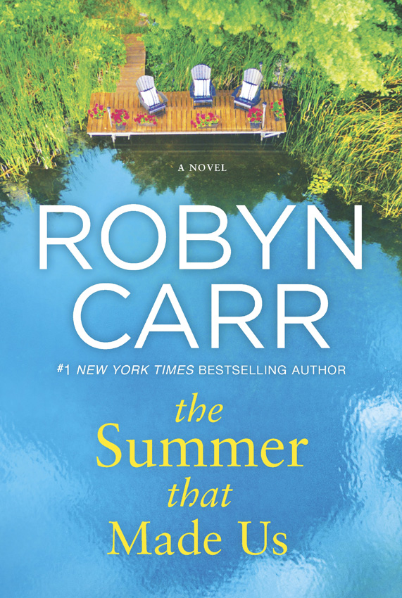 Robyn Carr The Summer That Made Us robyn carr four friends