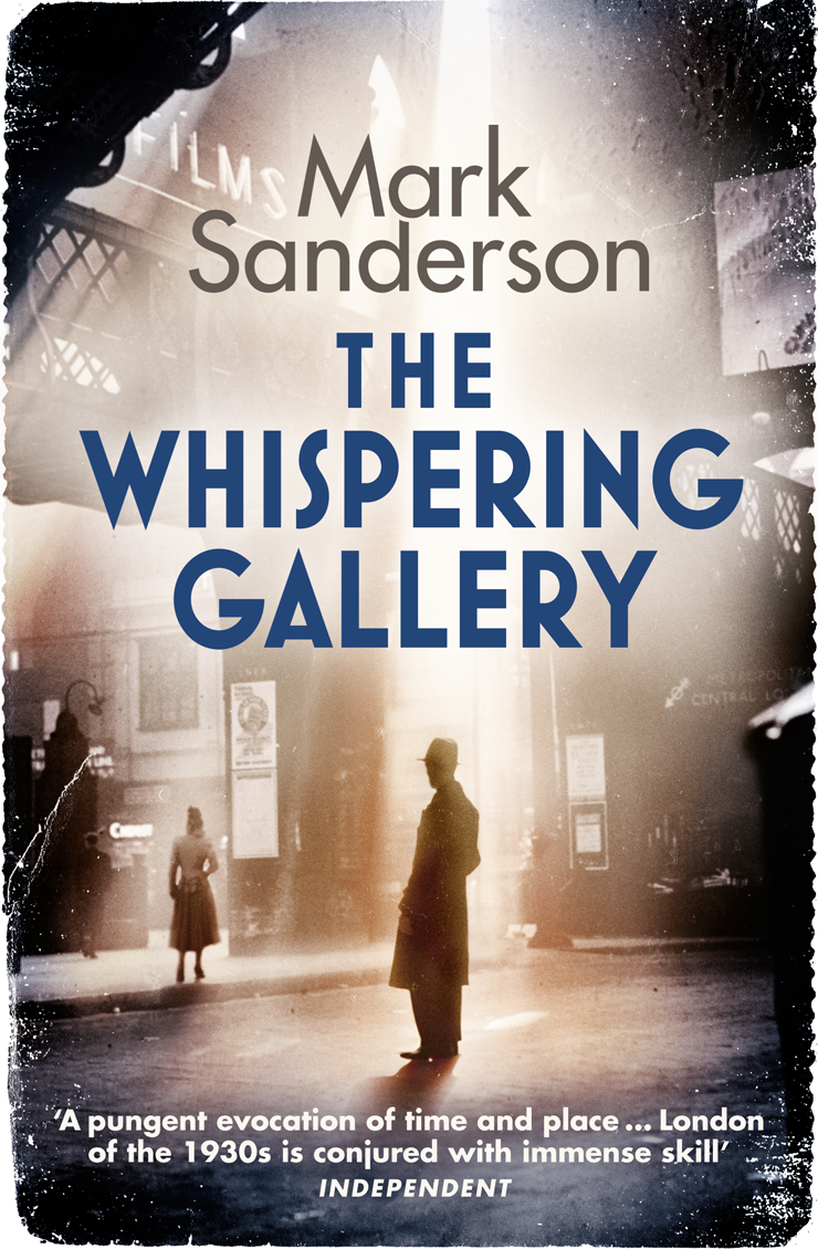 цена на Mark Sanderson The Whispering Gallery