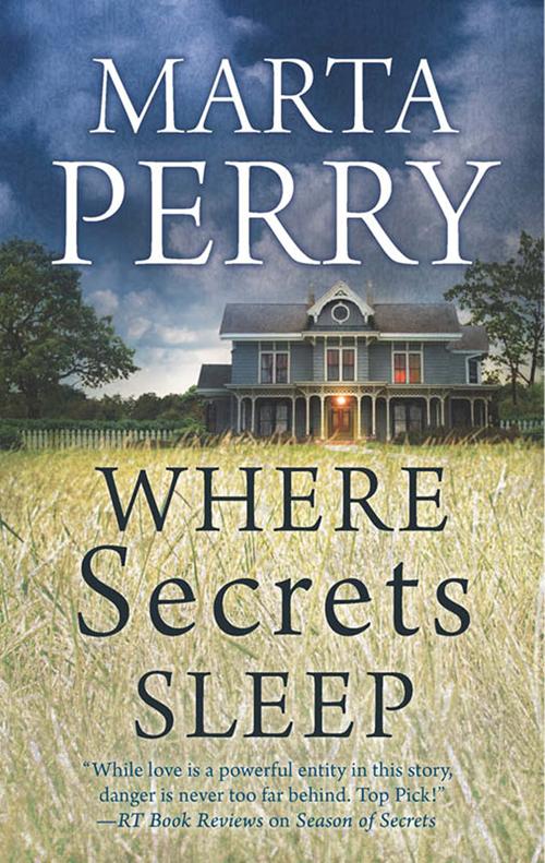 Marta Perry Where Secrets Sleep marta perry sound of fear