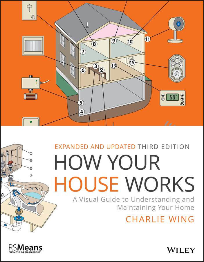 Charlie Wing How Your House Works. A Visual Guide to Understanding and Maintaining Your Home
