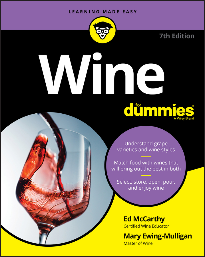 Mary Ewing-Mulligan Wine For Dummies consumer dummies exploring wine for dummies