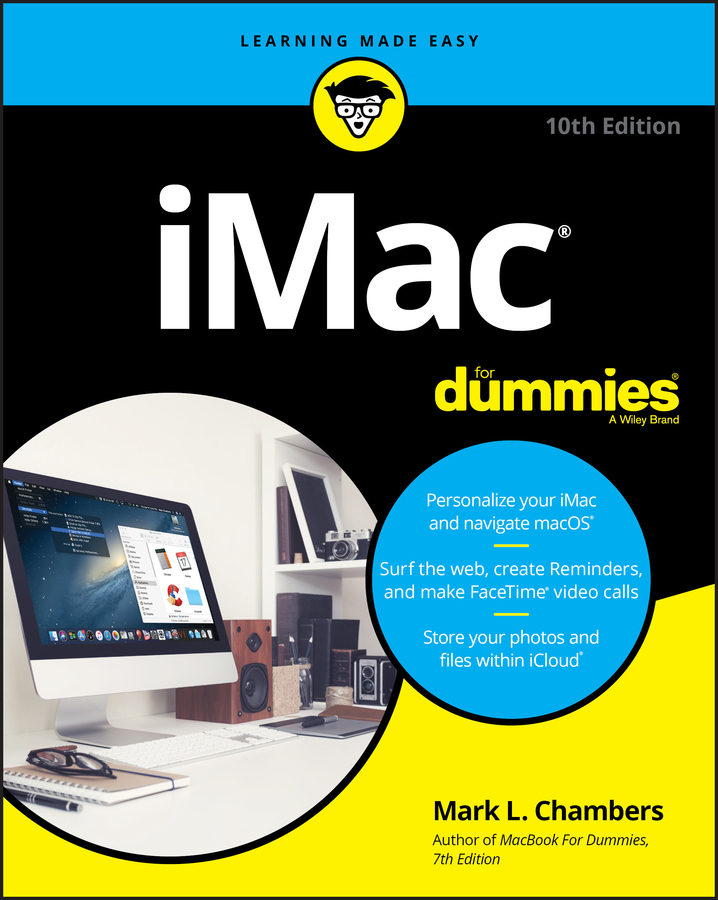Mark Chambers L. iMac For Dummies how to find gold