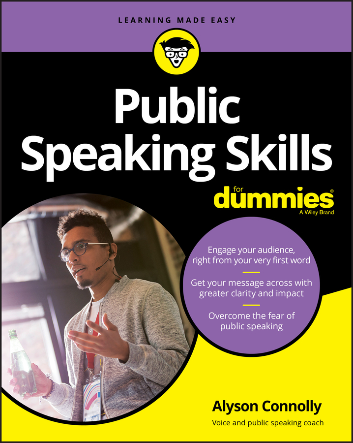 Connolly Public Speaking Skills For Dummies judy apps voice and speaking skills for dummies