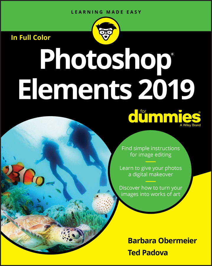Фото - Barbara Obermeier Photoshop Elements 2019 For Dummies printio blah blah blah
